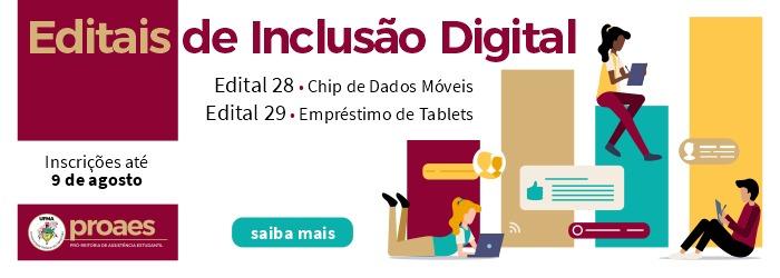 Estudantes da UFMA receberão tablets e chips para ensino remoto