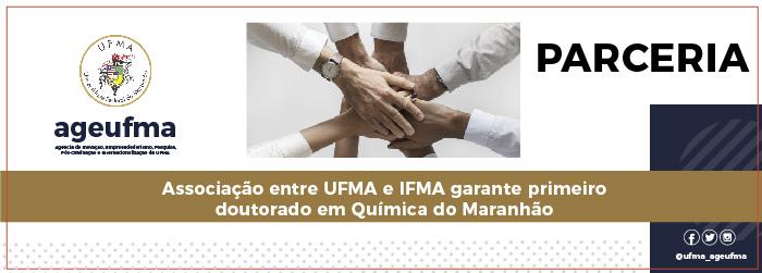 DOUTORADO EM QUÍMICA - IFMA E UFMA