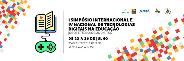 Simpósio de Tecnologias Digitais na Educação