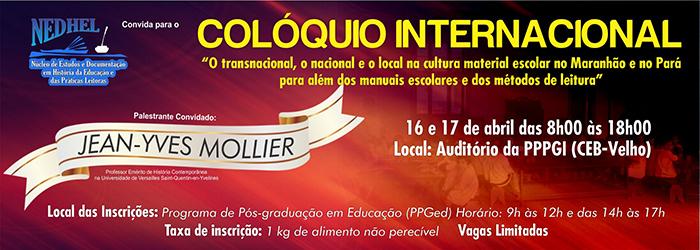 Colóquio Internacional da Educação
