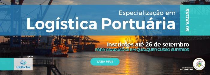Especialização em Logística Portuária - 2020