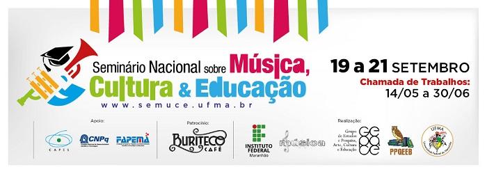 Seminário Nacional sobre música
