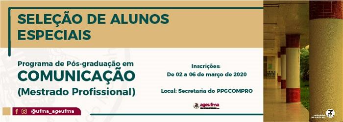 SELETIVO_MESTRADO_COMUNICAÇÃO_ALUNOS_ESPECIAIS