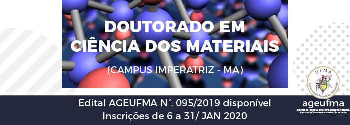 Doutorado em Ciência dos Materiais
