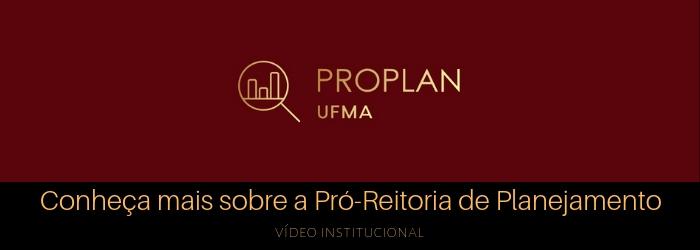 Vídeo institucional PROPLAN