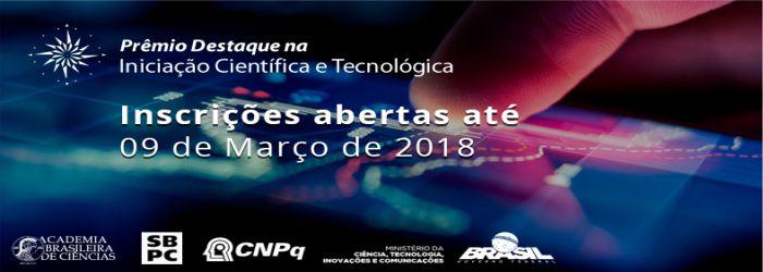 Prêmio Destaque - CNPq