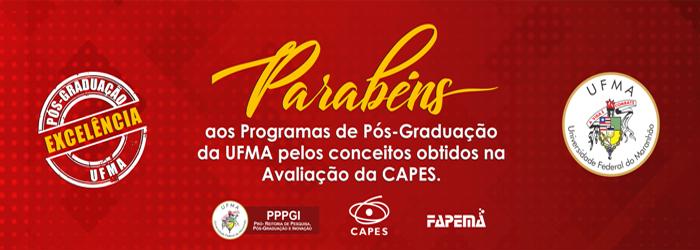 Programas da UFMA são bem avaliados pela Capes