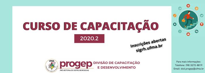 Cursos de Capacitação 2020