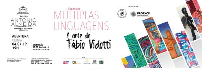 Exposição Fábio Vidotti DAC