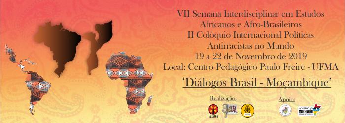 SEMANA INTERDISCIPLINAR DE ESTUDOS AFRICANOS E AFRO-BRASILEIROS