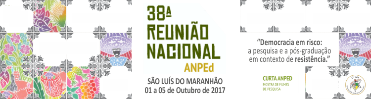 38ª Reunião Nacional da ANPEd
