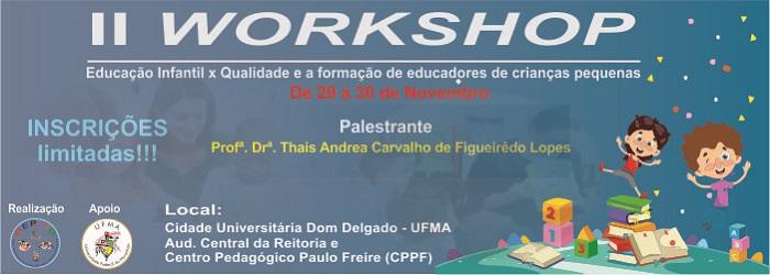 II Workshop GEPEID