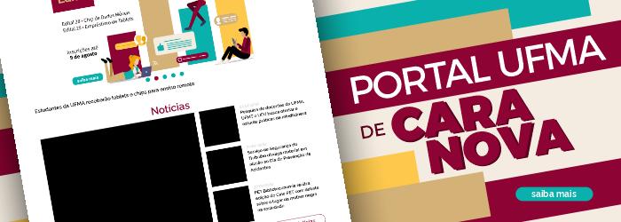 Novo Portal UFMA 2021
