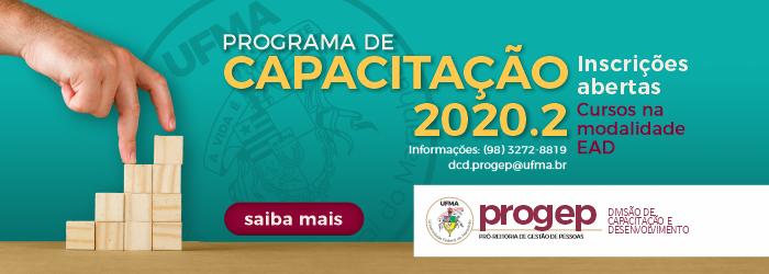 CAPACITAÇÃO 2020.2