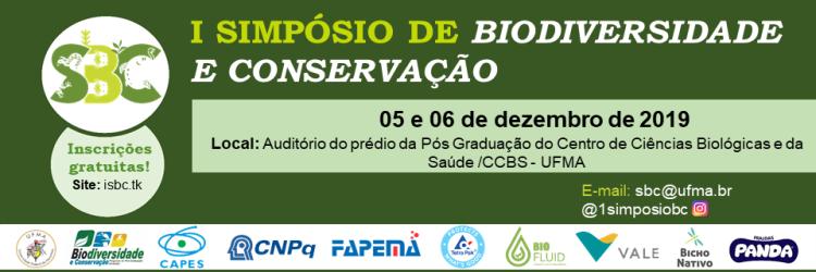 I Simpósio de Biodiversidade e Conservação
