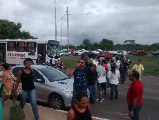 Foto Estudantes e SMTT entram em acordo por aumento da frota de ônibus do campus
