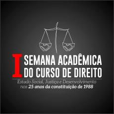 Foto I Semana Acadêmica de Direito da UFMA começa dia 02 de dezembro