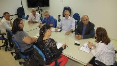 Foto UFMA recebe secretário de Direitos Humanos para discutir adesão ao Plano Mais IDH
