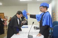 Foto Campus de Chapadinha realiza colação de grau dos graduandos em Biologia