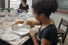 Foto 8 de maio: Dia do Artista Plástico