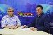 Entrevista em Emissora de TV Local - Foto por: Sansão Hortegal