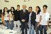 Estudantes do Campus de Balsas junto com o Reitor Natalino Salgado - Foto por: Sansão Hortegal